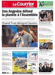 Le Courrier de l'Ouest Nord Anjou – 23 juillet 2019