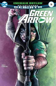 Green Arrow 016 2017 2 covers Digital Zone-Empire