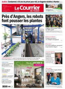 Le Courrier de l'Ouest Angers – 22 septembre 2021