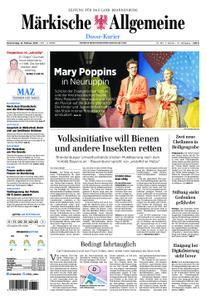Märkische Allgemeine Dosse Kurier - 14. Februar 2019