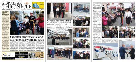 Gibraltar Chronicle – 19 February 2020
