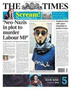 The Times - 27 October 2017