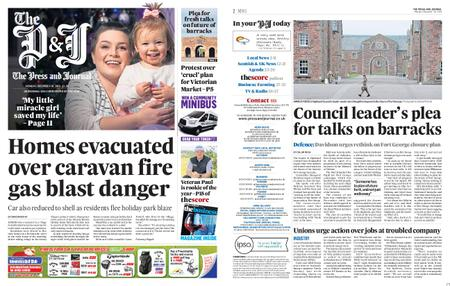 The Press and Journal Moray – December 16, 2019