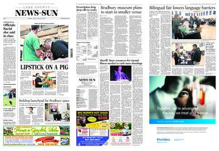 Lake County News-Sun – April 21, 2018