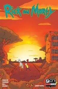 Rick and Morty 013 2016 Digital AnHeroGold-Empire
