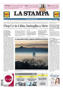 La Stampa Torino Provincia e Canavese - 8 Gennaio 2020