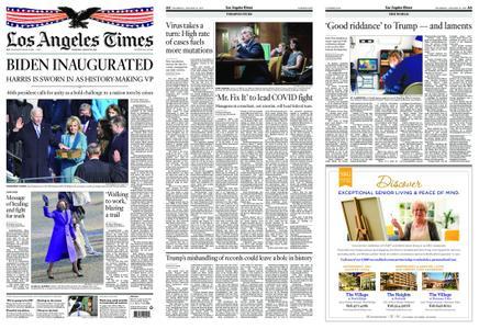 Los Angeles Times – January 21, 2021