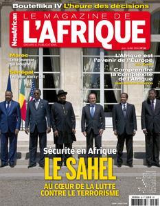 New African, le magazine de l'Afrique - Juin - Juillet 2014