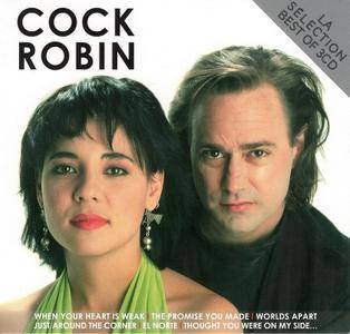 Cock Robin - La Selection: Best Of (2013) {3CD Box Set}