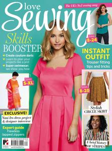 Love Sewing – August 2019