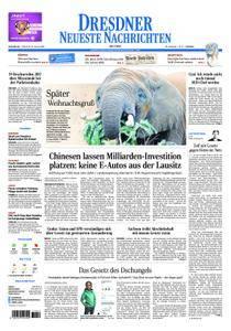 Dresdner Neueste Nachrichten - 10. Januar 2018
