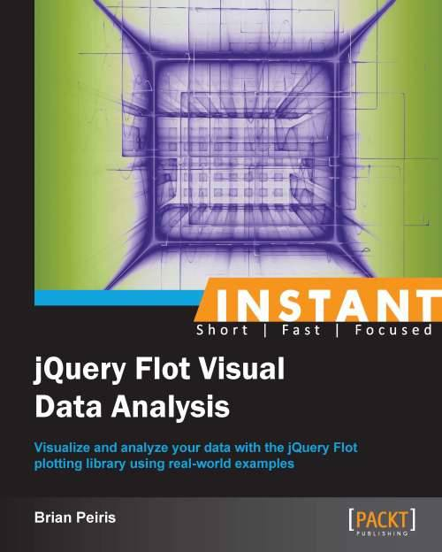 Instant jQuery Flot Visual Data Analysis