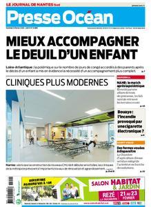 Presse Océan Nantes Sud Vignoble – 21 février 2020