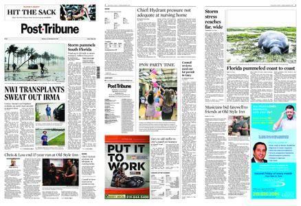 Post-Tribune – September 11, 2017