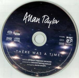 Allan Taylor - There Was A Time (2016) {Hybrid SACD}