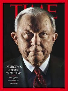 Time USA - April 09, 2018