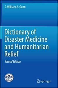 Dictionary of Disaster Medicine and Humanitarian Relief Ed 2