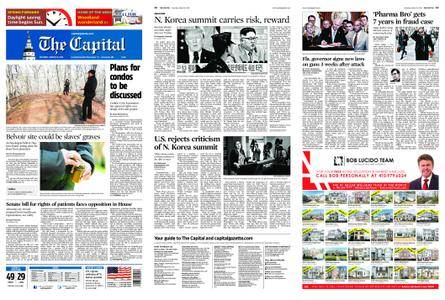 The Capital – March 10, 2018