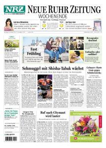 NRZ Neue Ruhr Zeitung Essen-Postausgabe - 16. Februar 2019