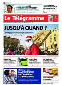 Le Télégramme Auray – 18 décembre 2019