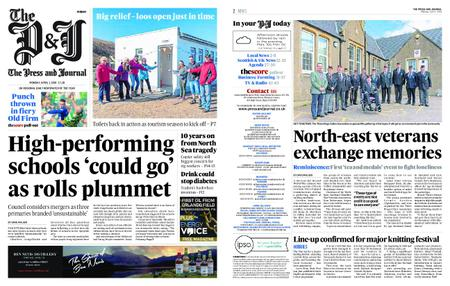 The Press and Journal Moray – April 01, 2019