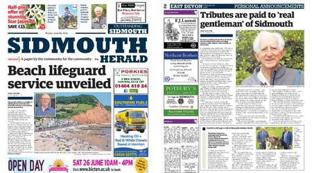 Sidmouth Herald – June 18, 2021