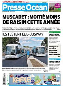 Presse Océan Nantes – 21 août 2019