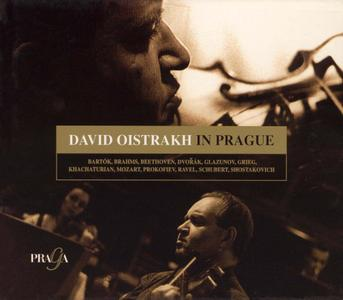 David Oistrakh - David Oistrakh in Prague (1999)