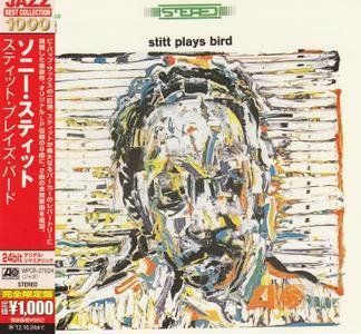 Sonny Stitt - Stitt Plays Bird (1963) {2012 Japan Jazz Best Collection 1000 Series 24bit Remaster WPCR-27024}