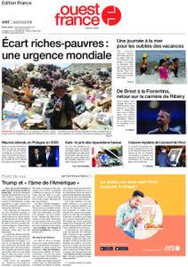 Ouest-France Édition France – 22 août 2019