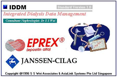 Integrated Dialysis Data Managment System