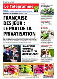 Le Télégramme Guingamp – 06 juin 2019