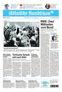 Kölnische Rundschau Wipperfürth/Lindlar – 11. Januar 2020