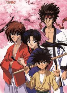 Rurouni Kenshin: Meiji Kenkaku Romantan (1996-1998)