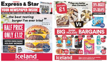 Express and Star Sandwell Edition – August 22, 2019