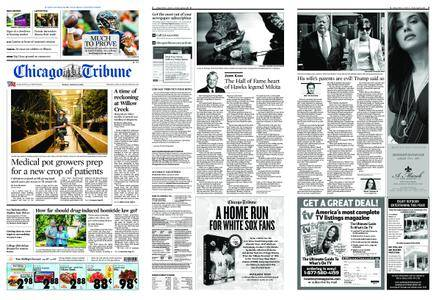 Chicago Tribune – August 12, 2018