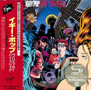 Iggy Pop - Brick By Brick (1990) [2014, Universal Music Japan, UICY-76651]