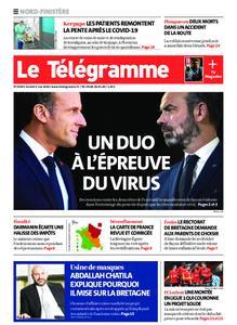 Le Télégramme Brest – 02 mai 2020