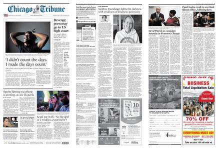 Chicago Tribune – December 27, 2019