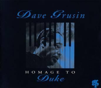 Dave Grusin - Homage To Duke (1993) {GRP}