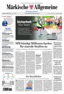 Märkische Allgemeine Prignitz Kurier - 11. Oktober 2017