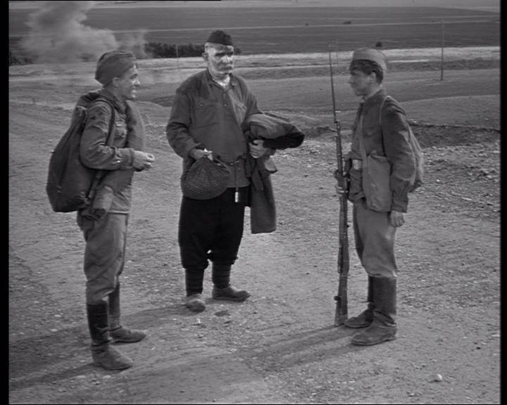 Father of a Soldier / Otets soldata / Отец солдата (1964) [ReUp]