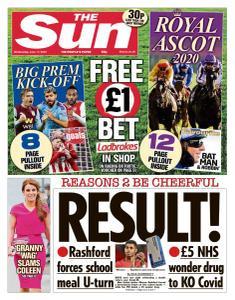 The Sun UK - 17 June 2020