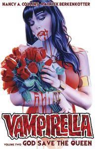 Vampirella Vol. 2 God Save The Queen (TPB) (2016)