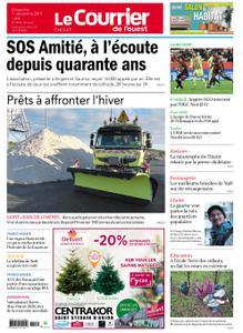Le Courrier de l'Ouest Cholet – 01 décembre 2019