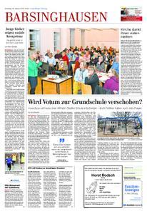 Barsinghausen/Wennigsen - 29. Januar 2019