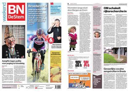 BN DeStem - Bergen op Zoom – 13 januari 2018