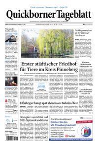 Quickborner Tageblatt - 25. April 2019