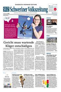Schweriner Volkszeitung Gadebusch-Rehnaer Zeitung - 25. April 2019