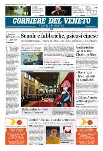 Corriere del Veneto Venezia e Mestre – 02 febbraio 2020